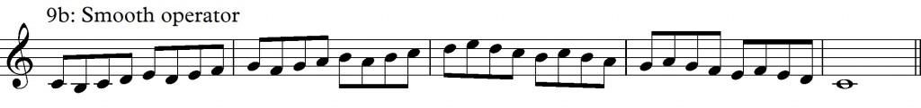 IX - b - smooth operator